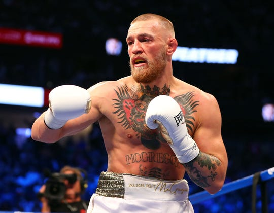 Conor McGregor won't be charged in a March incident involving a fan.
