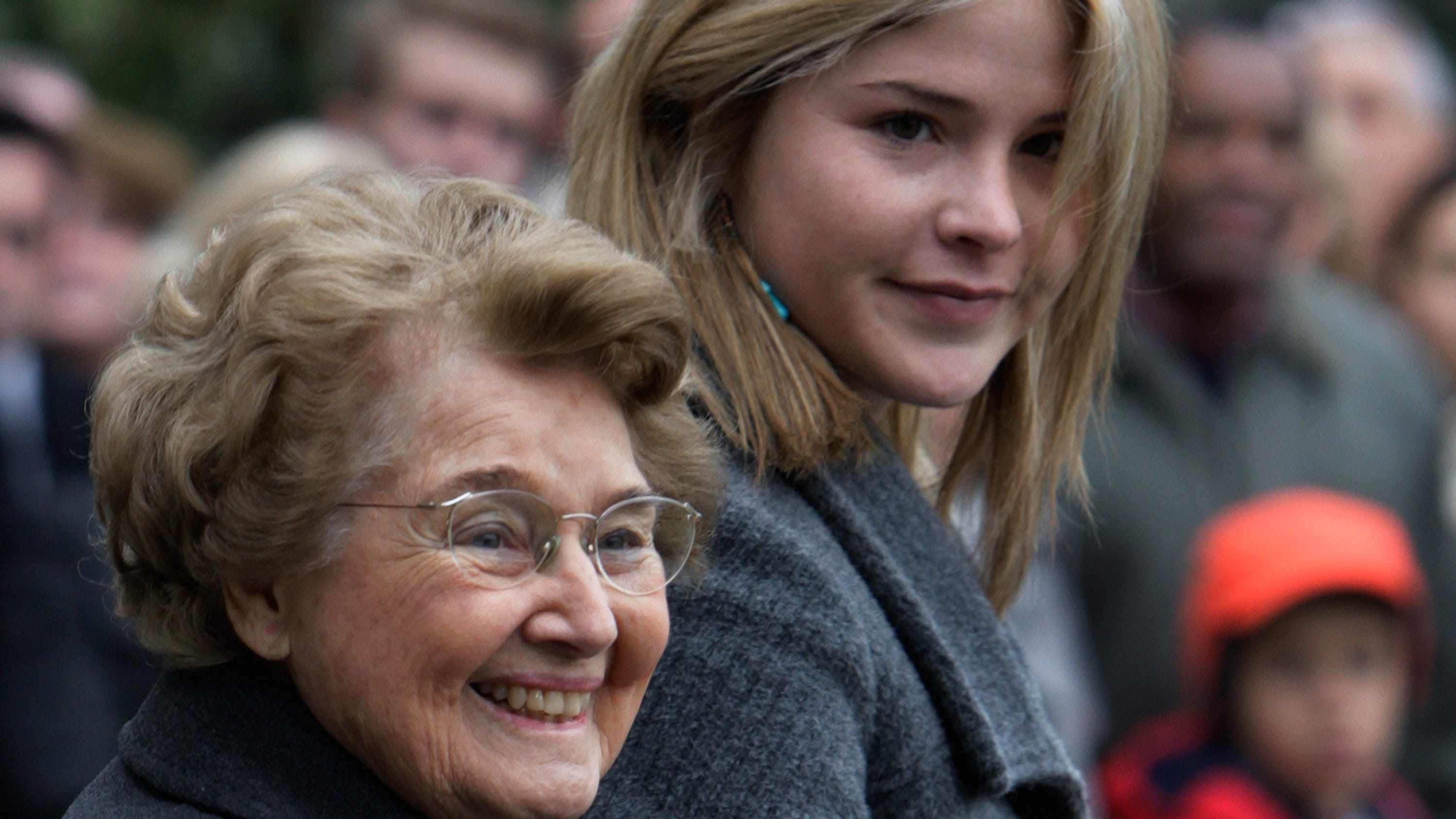 Laura Bush's mom dies at 99. Jenna Bush Hager pens tribute to her 'precious namesake'