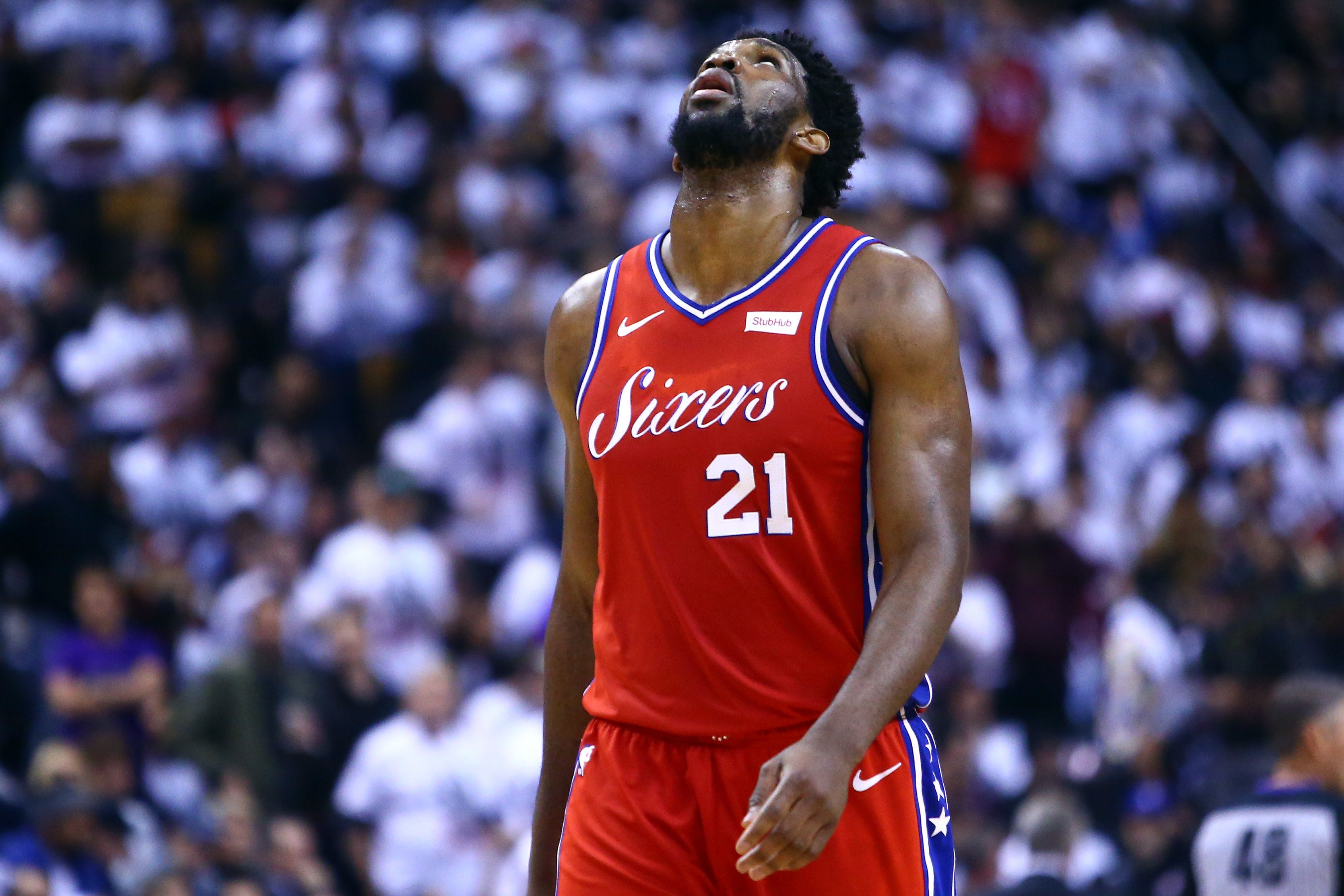 Sixers face major concerns this offseason