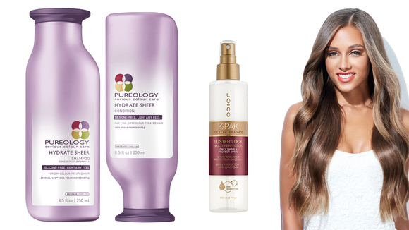 Day two of the Ulta Gorgeous Hair Event is all about restoring shine and strength.