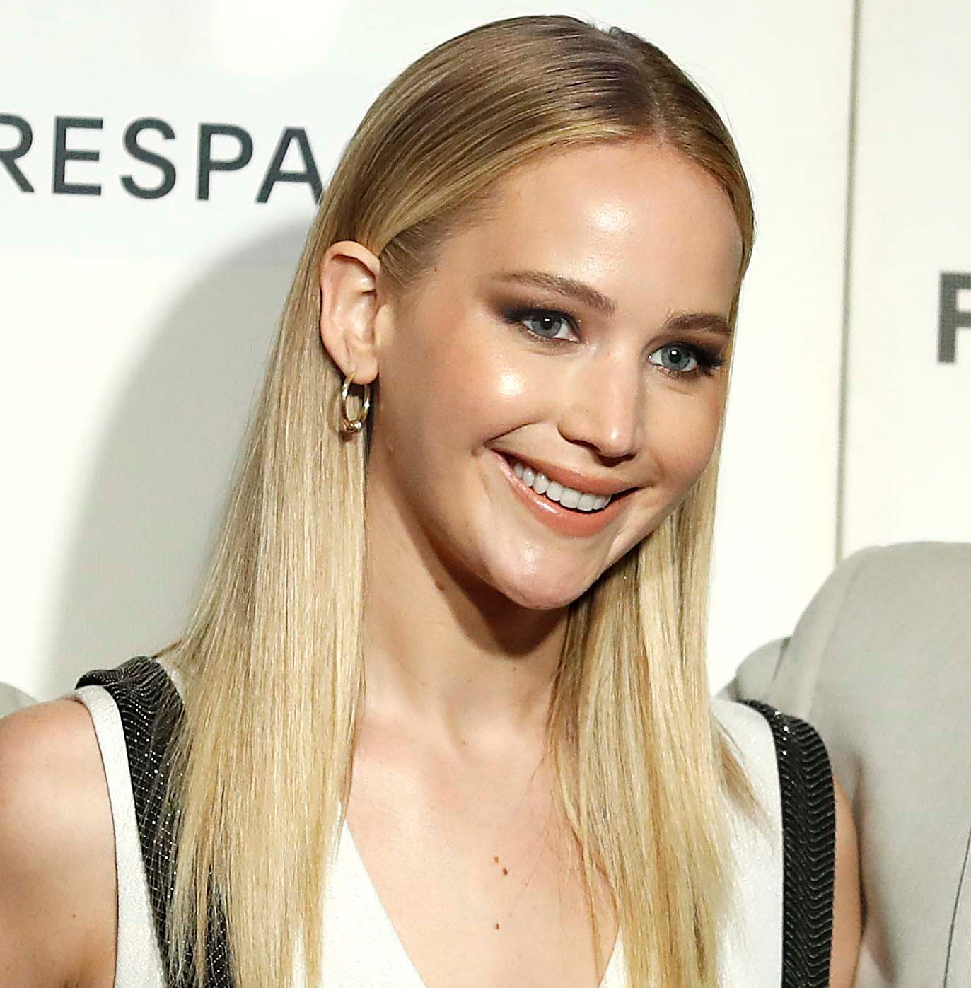 Jennifer Lawrence attends Tribeca Talks - Directors Series with David O. Russell and Jennifer Lawrence during the 2019 Tribeca Film Festival at BMCC Tribeca PAC on April 27, 2019 in New York City.