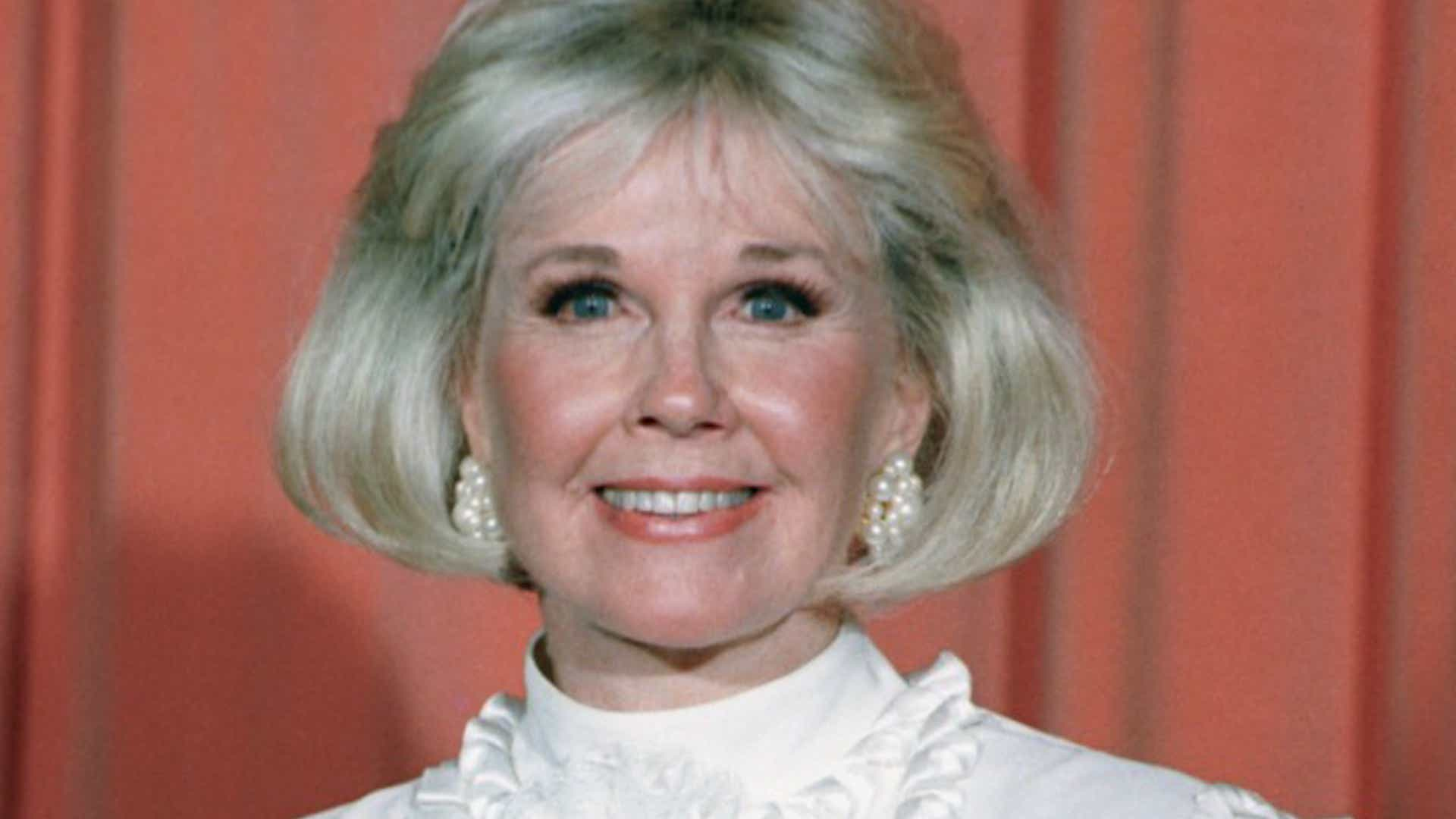 Andrea Porn Video Space Odyssey doris day dead at 97 after 'contracting a serious case of