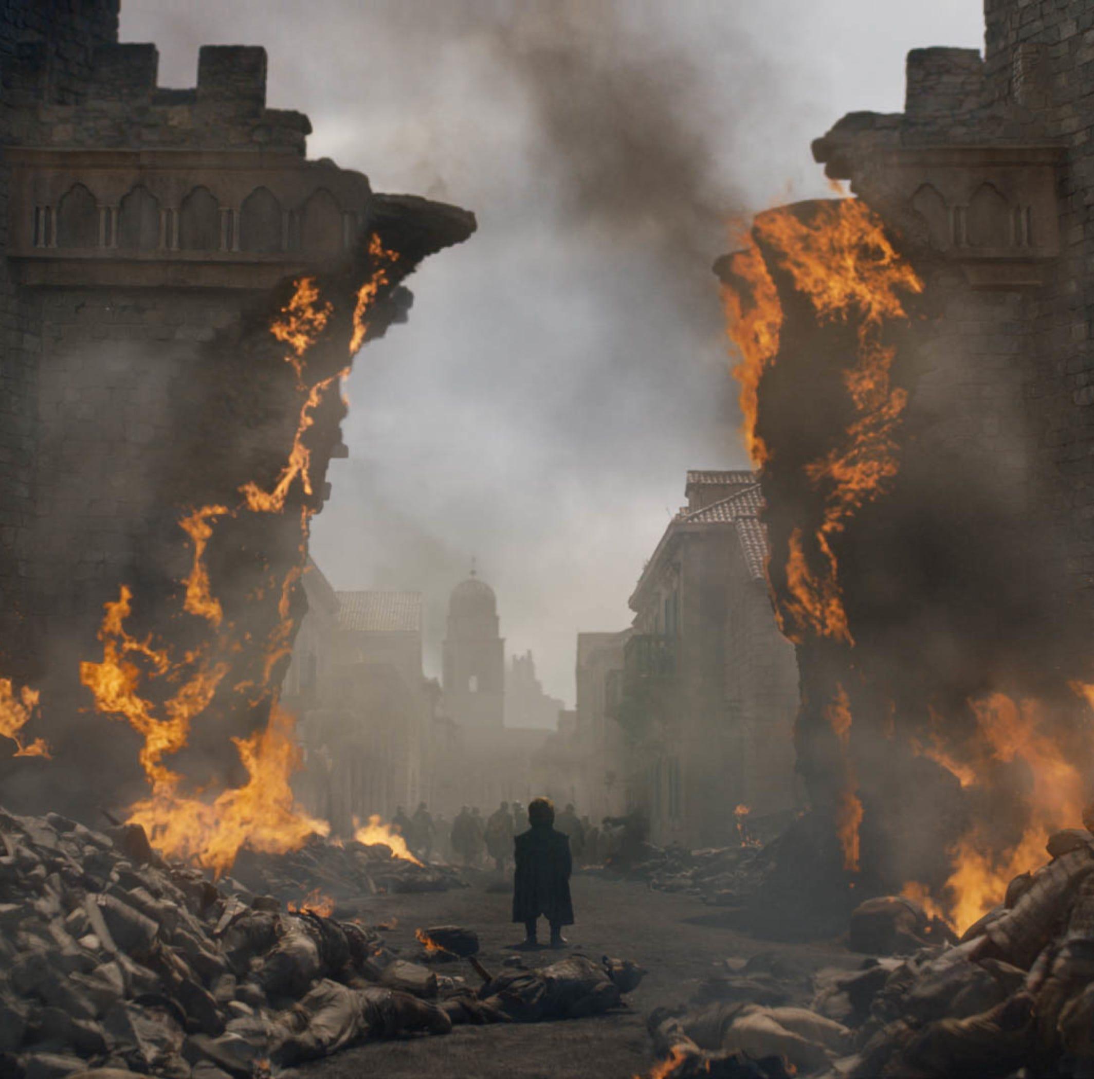 'Game of Thrones' Season 8 'The Bells' recap: Writers' bad habits on display in episode