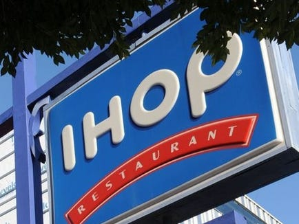 IHOP's Mother's Day tweet proved controversial.
