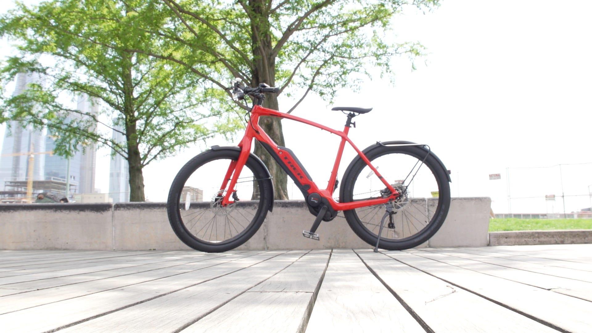 Trek's CEO John Burke talks e-bikes and the benefits of cycling