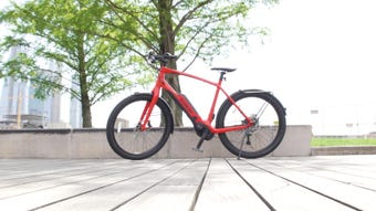 The CEO of Trek Bicycle Corp.sits down with USA TODAY to discuss the benefits of biking,the nation'srise in electric bikes sales and the company's newestSuper Commuter+ 8S.