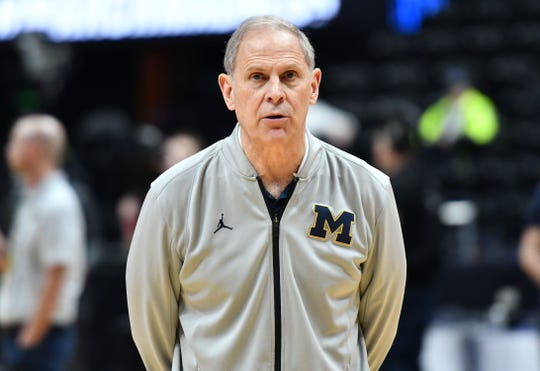 John Beilein is making the leap from college to coach in the NBA.