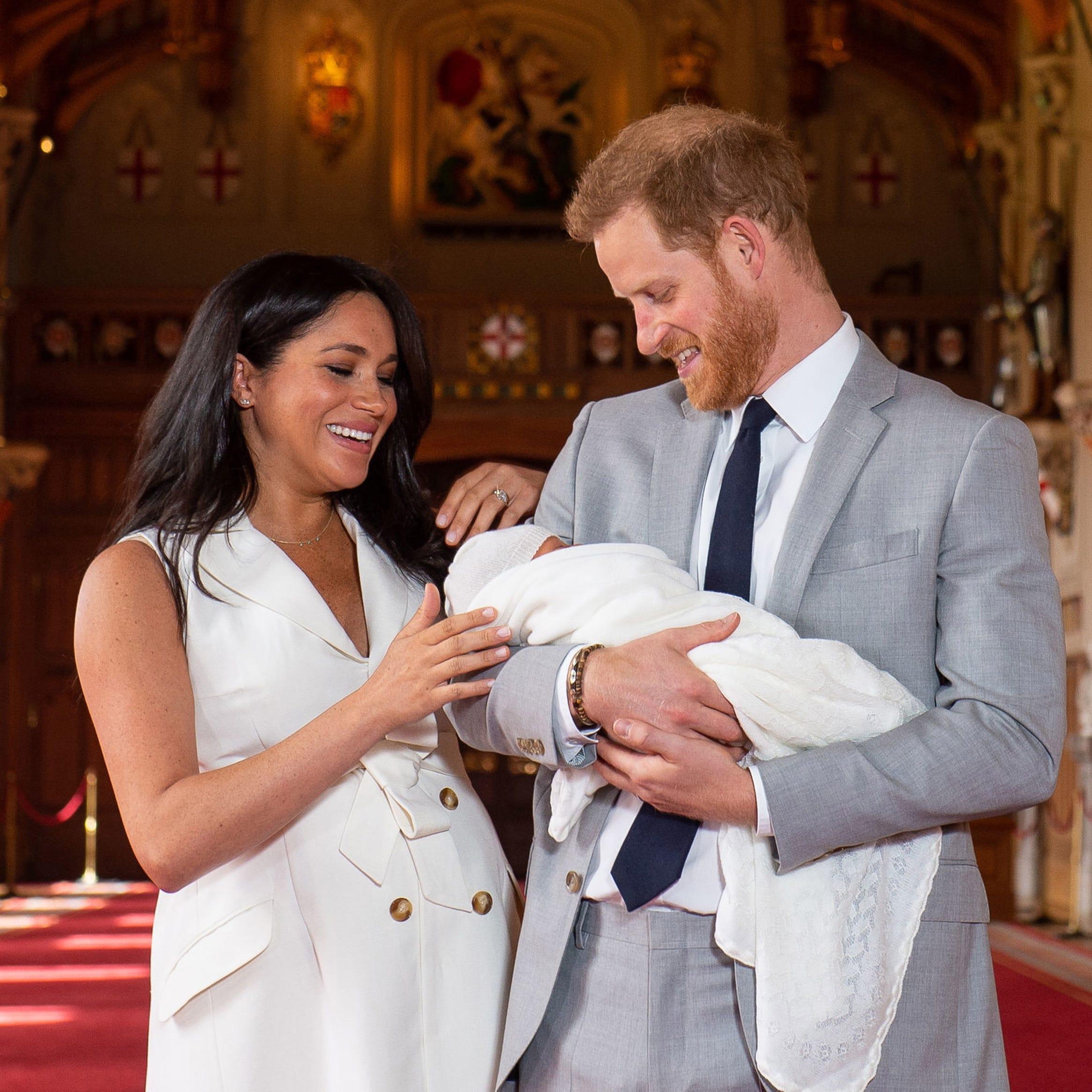 Prince William, Kate visit royal baby Archie, Prince Charles to visit this week