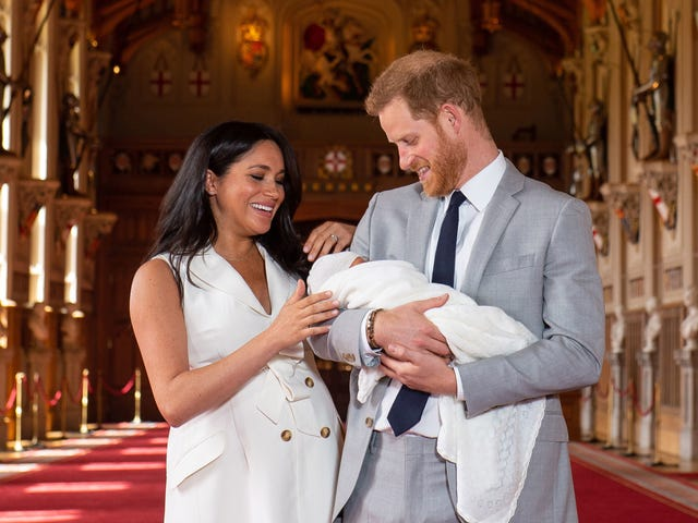 Celebrity babies 2019: From Meghan Markle to Kim Kardashian
