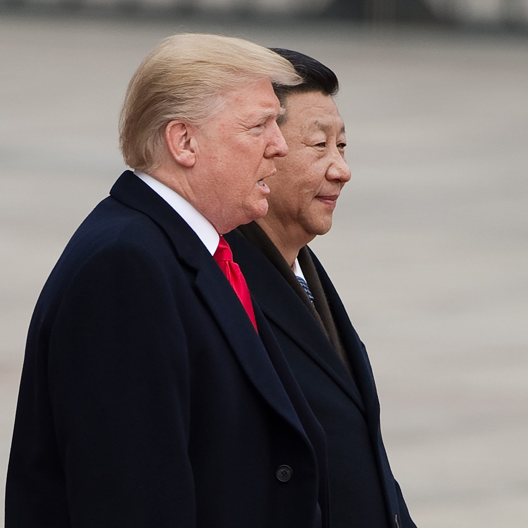 Trump's hardball tactics against China just might work