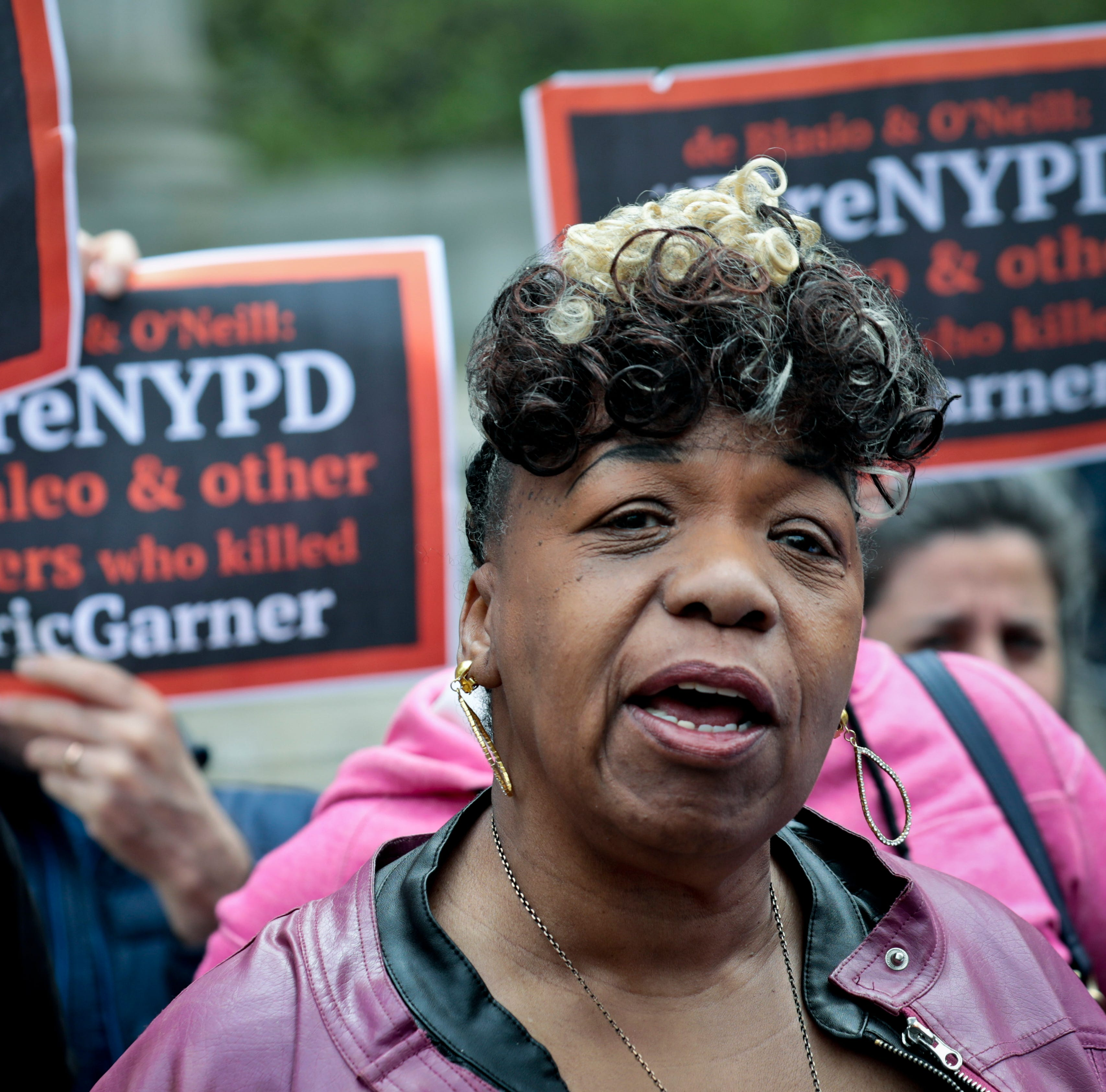 NYPD officer Daniel Pantaleo faces disciplinary hearing in Eric Garner's death