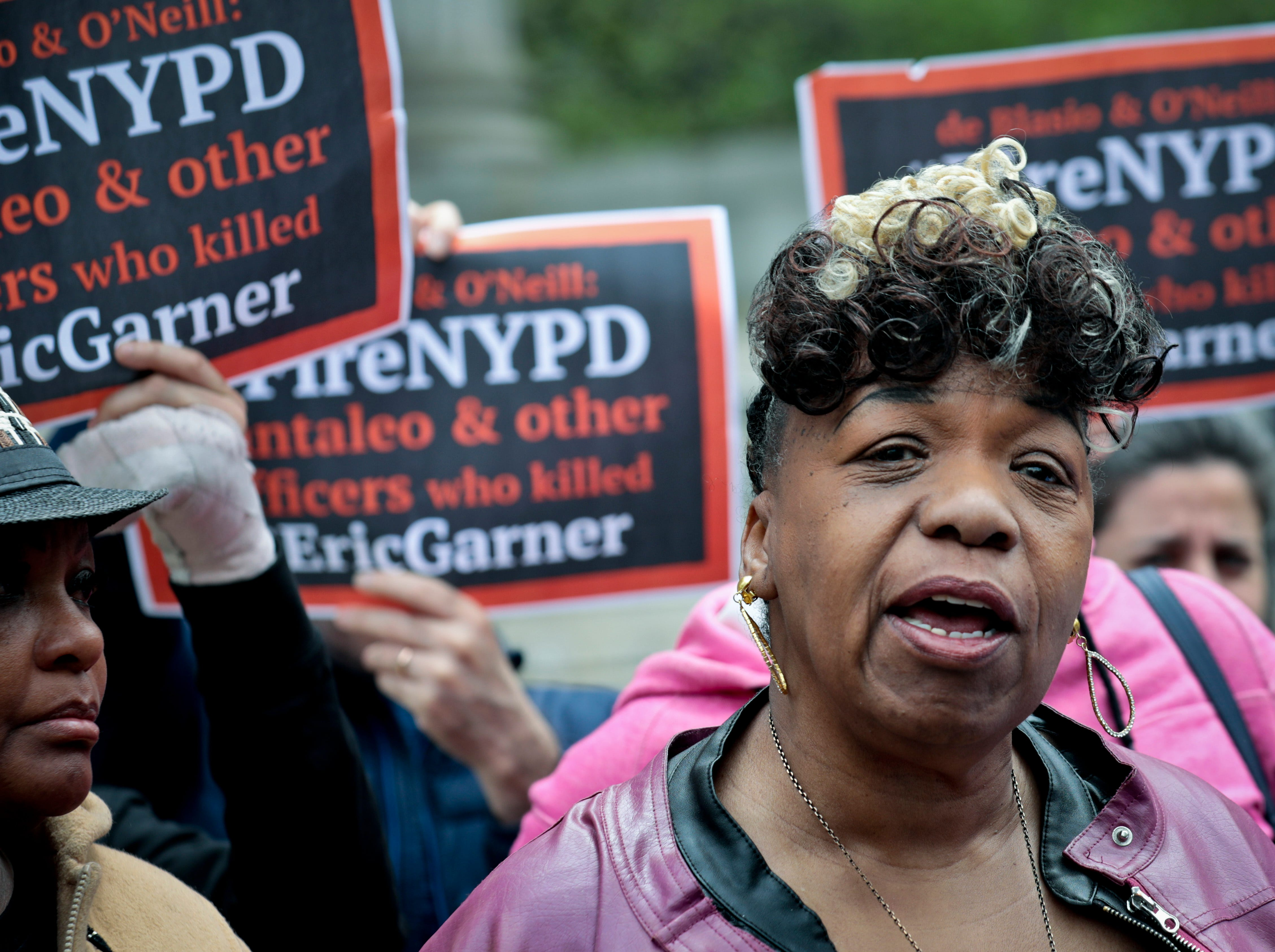 Lawyer: NYPD officer Daniel Pantaleo a 'scapegoat' in Eric Garner's death