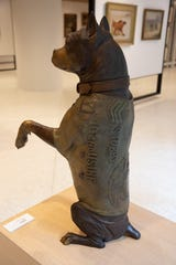 Sgt. Stubby served during World War I.