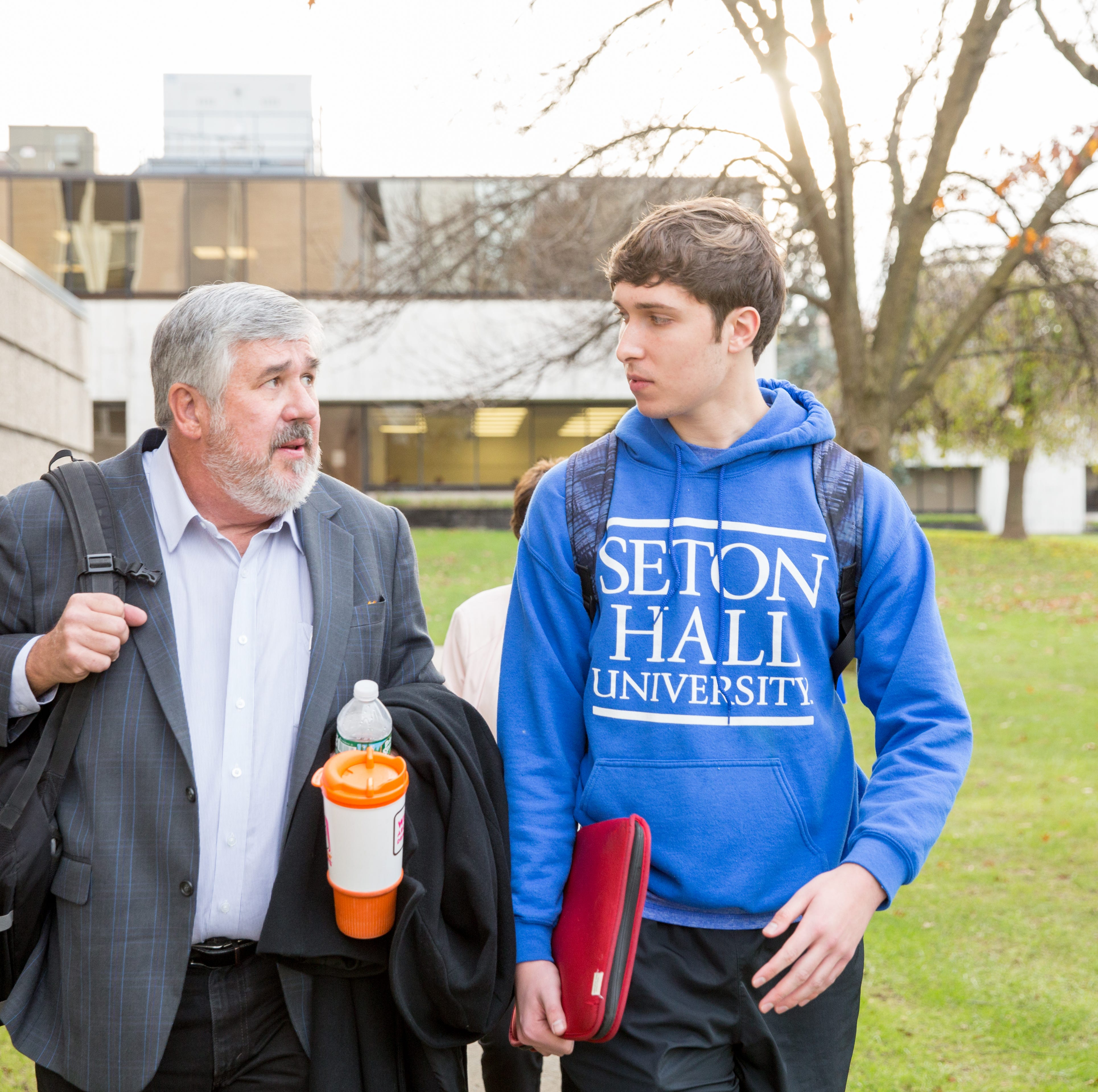Bob Ley hopes to offer 'useful advice' in Seton Hall commencement speech