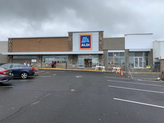 Aldi opened at Hazlet Town Center last year.