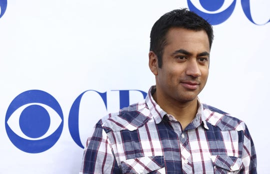 In this Sept. 10, 2013, file photo, Kal Penn arrives at CBS's 1st National TV Dinner Night at the CBS Radford Studios in Los Angeles.