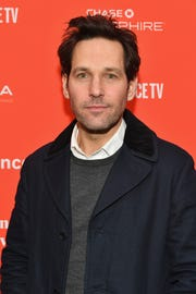 """Actor Paul Rudd attends the """"The Catcher Was A Spy"""" Premiere during the 2018 Sundance Film Festival at The Marc Theatre on January 19, 2018 in Park City, Utah."""