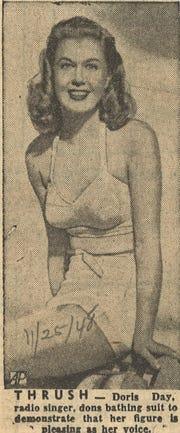 A 1948 blurb in the Abilene Reporter-News proves revealing.