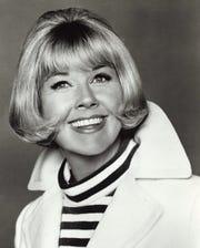 That sunny smile of Doris Day
