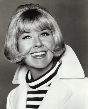 That sunny smile of Doris Day