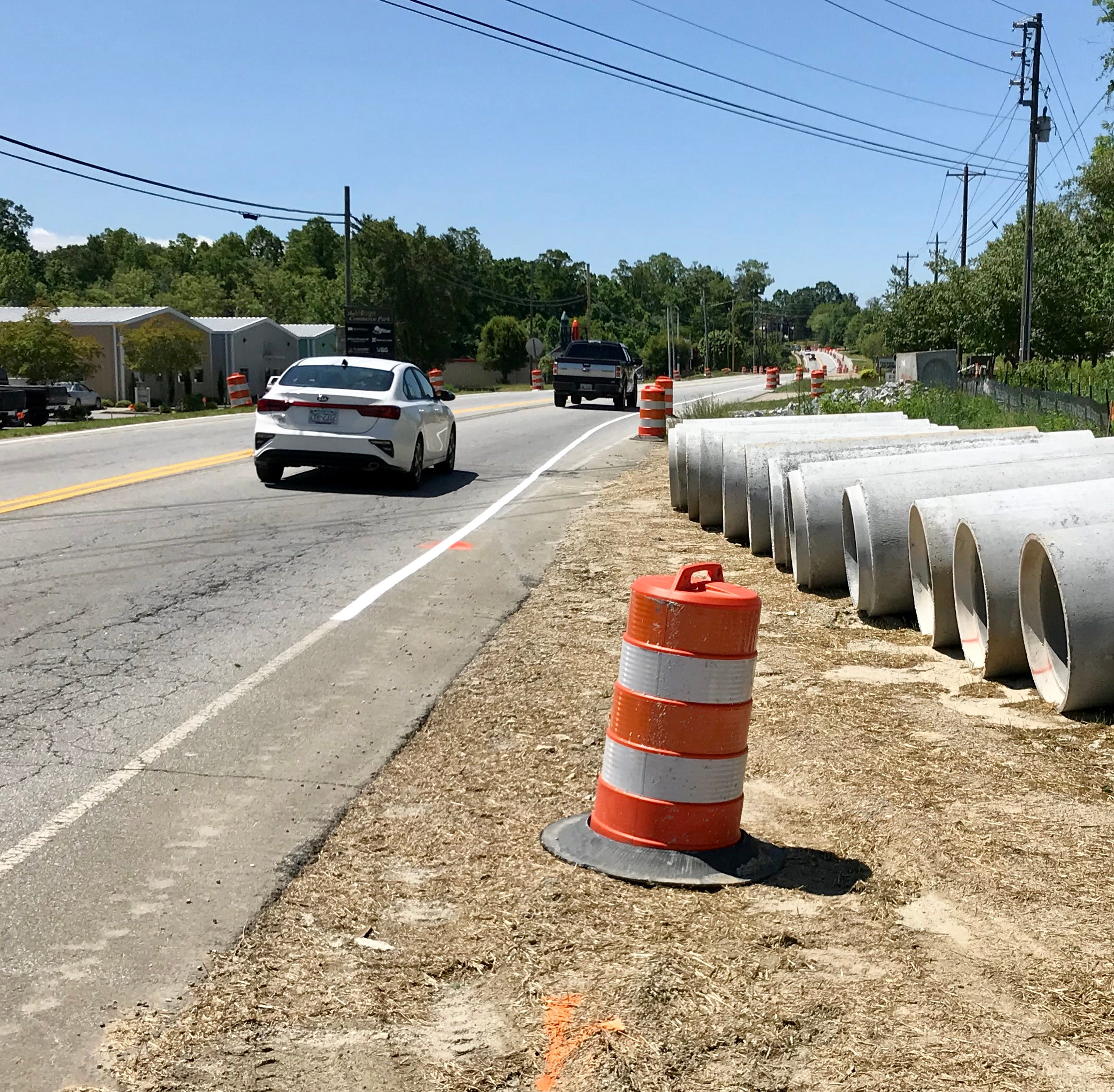 Answer Man: Old Airport Road widening? Calvary Episcopal Church property cleared?