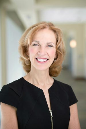 Dr. Jill Hoggard Green, president and former CEO of Asheville-based Mission Hospital.
