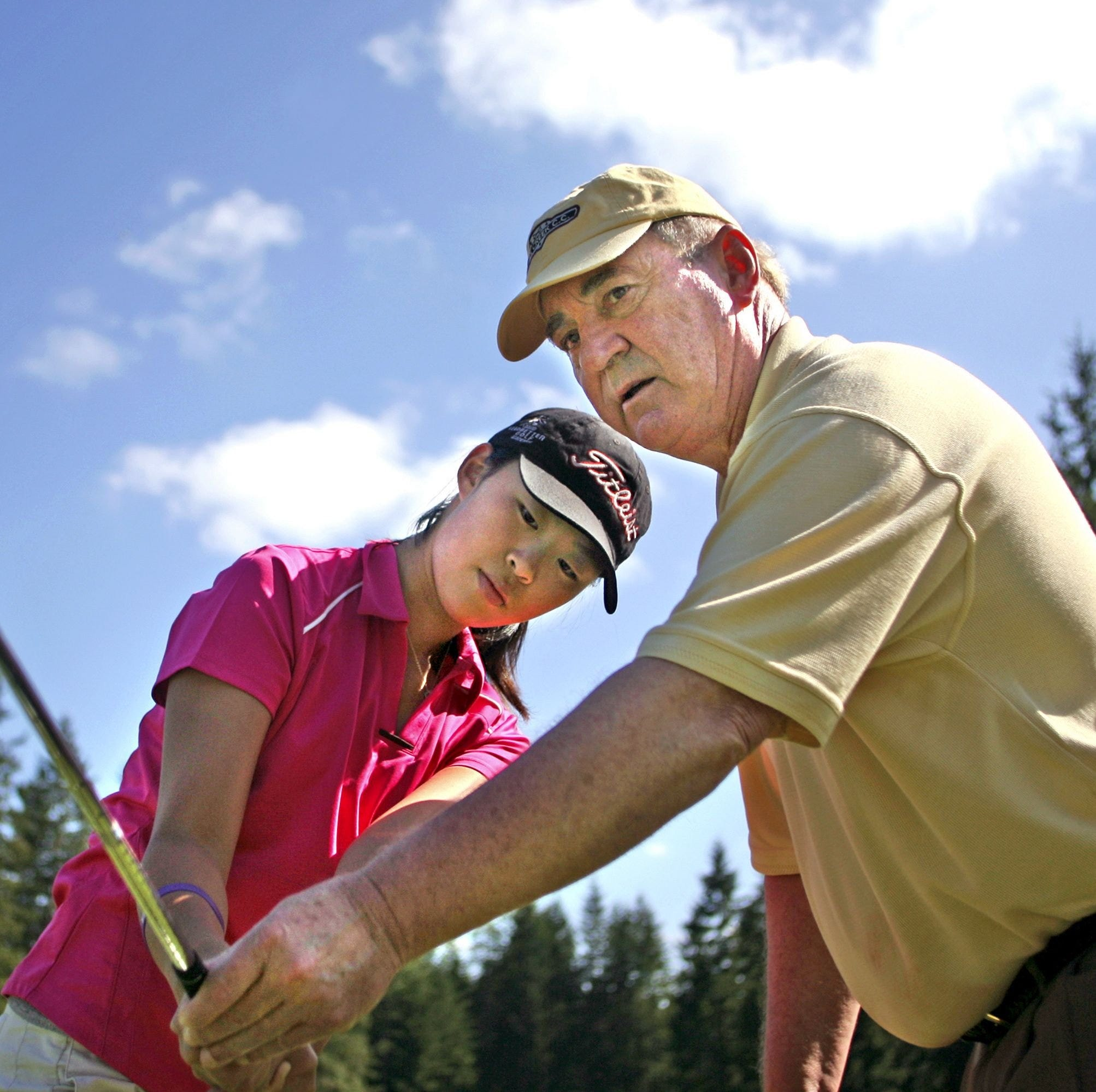 Kitsap's swing doctor will finally get a chance to play golf