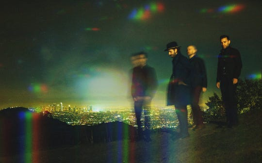 Lord Huron plays July 21 at the Shelburne Museum.