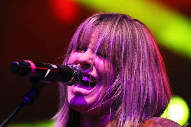 Grace Potter, shown at her Grand Point North festival in 2018, brings the festival back to Waterfront Park in Burlington on Sept. 14-15.