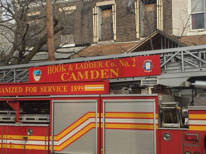 Camden city officials, fire department officials and union representatives have a proposal they hope will save front-line firefighters' jobs.