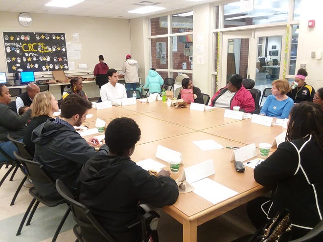 """Cohear (formerly Bridgeable) has organized and facilitated over 200 conversations between the """"everyday experts"""" who live the issues of poverty, bullying and inequality and the decision makers who run government agencies, utilities, hospitals, universities, and foundations."""