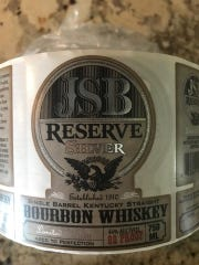 Jane's Saddlebag, a farm-based attraction in Boone County, has released the new JSB Reserve Silver bourbon.