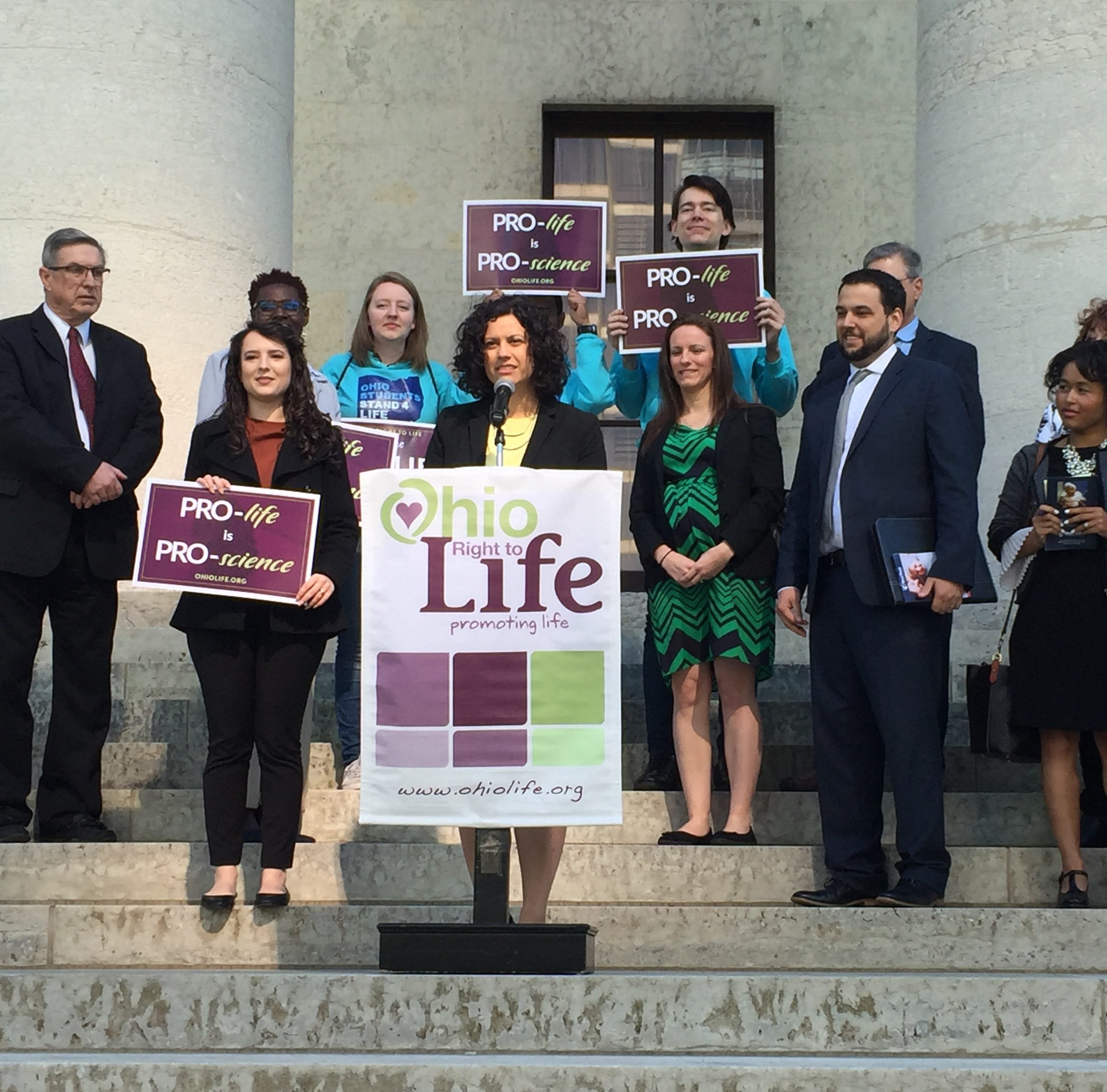 """Ohio Right to Life introduces their proposal to require women be informed of abortion """"reversal"""" methods. Opponents say the option is unproven by science."""