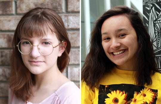 """Millie Enquist and Mallory Skernivitz star in Disney's ALICE IN WONDERLAND, JR. at the Roxy Regional Theatre, May 17 - June 8"""""""