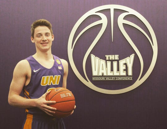 UNI basketball landed 2020 guard Nathan Heise
