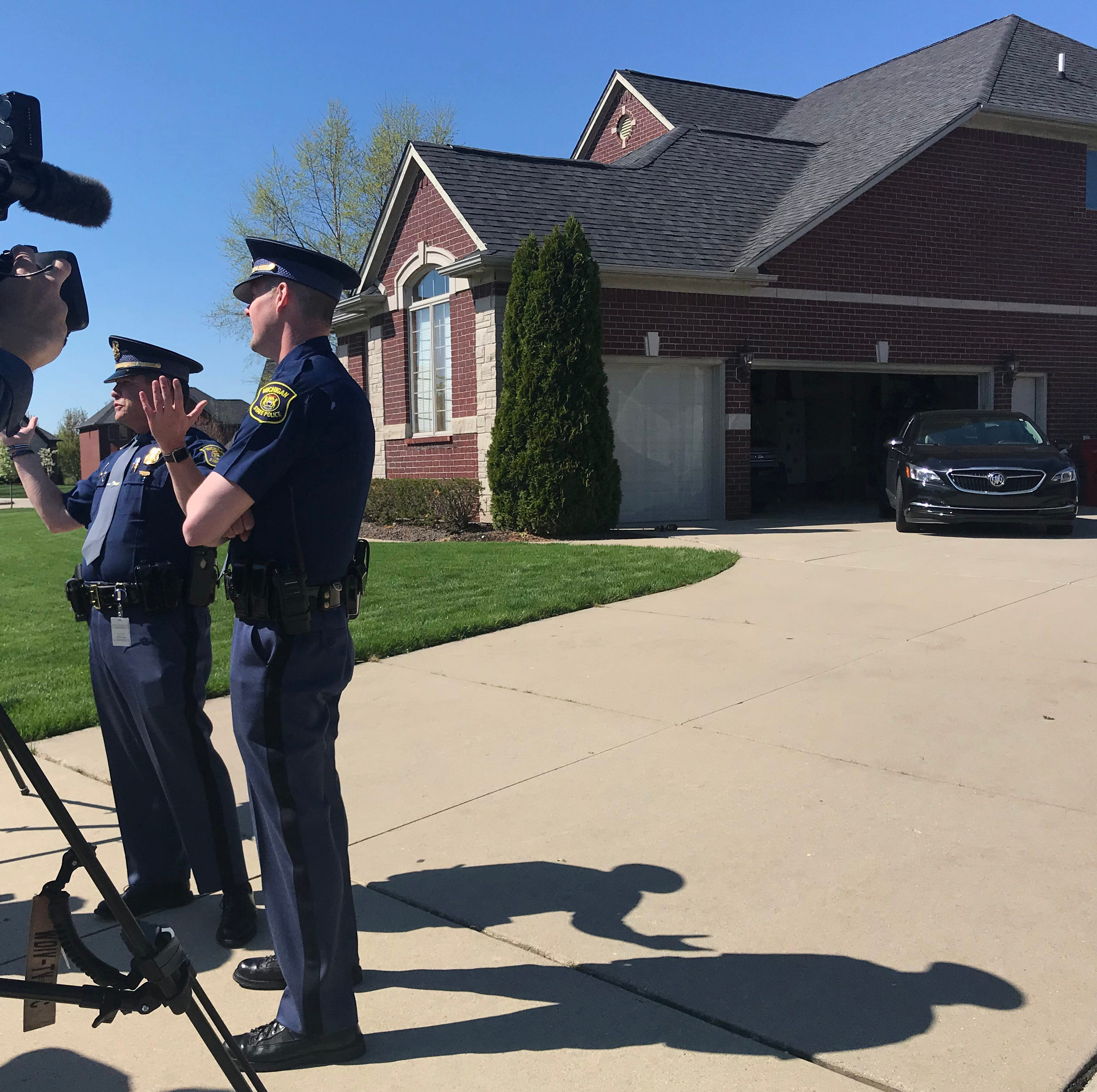 Macomb Prosecutor Eric Smith's home searched by state police