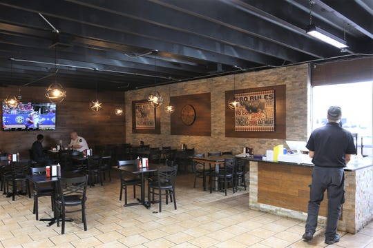 The halal Texas-style barbecue joint A.B.'s Amazing Ribs debuted on Ford Road near Inkster in Dearborn Heights on March 22, 2019.