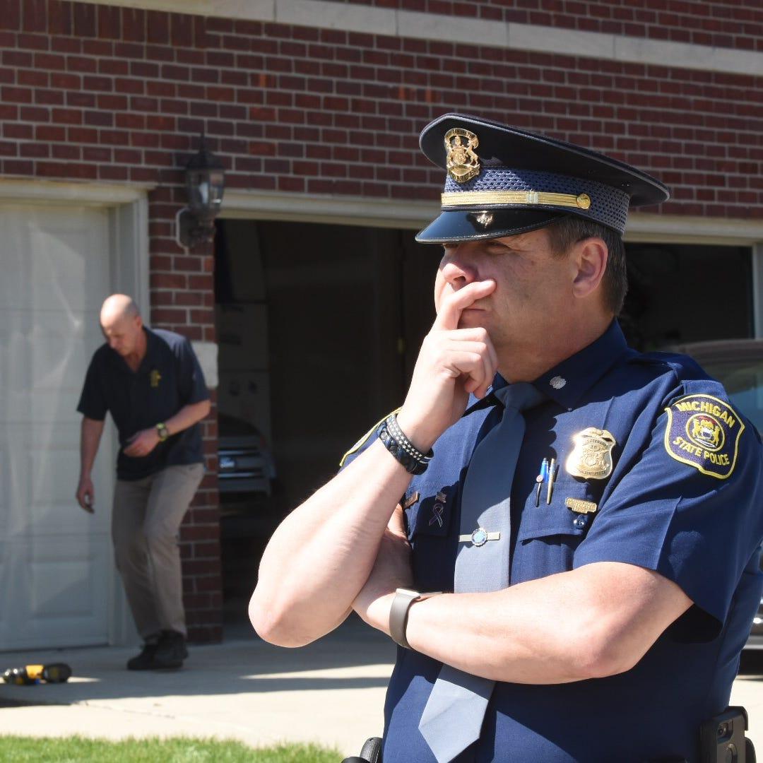 State police raid Macomb County prosecutor's home