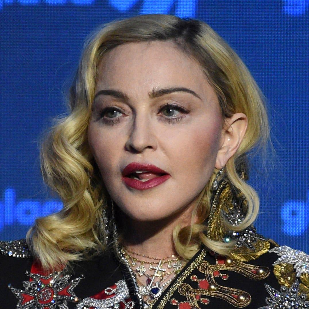 Madonna rebuffs Israel Eurovision boycott calls