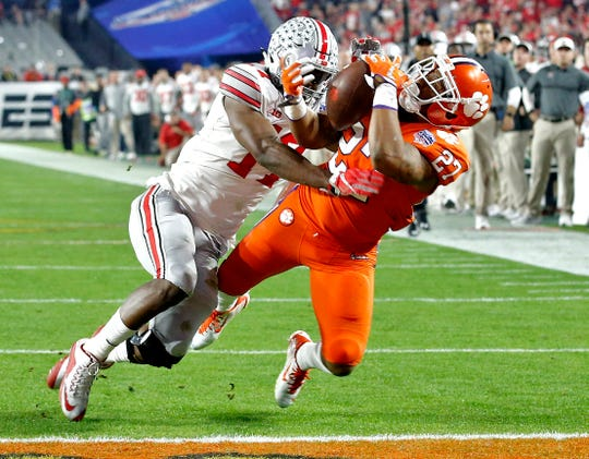 Ohio State was the last Big Ten team to make the College Football Playoff in 2016. A Big Ten champion hasn't made the field since Michigan State in 2015.