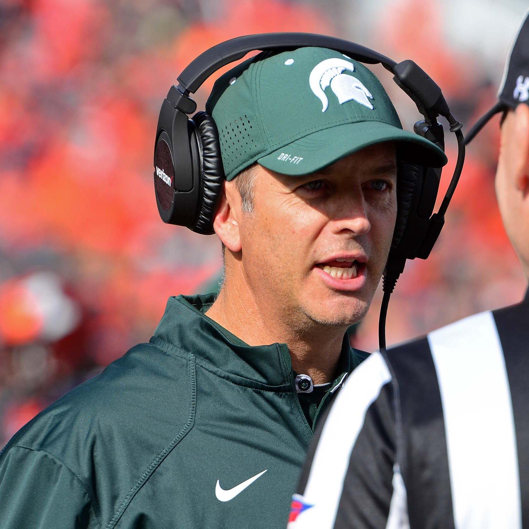 Brad Salem, Mike Tressel among Michigan State assistants to get raises