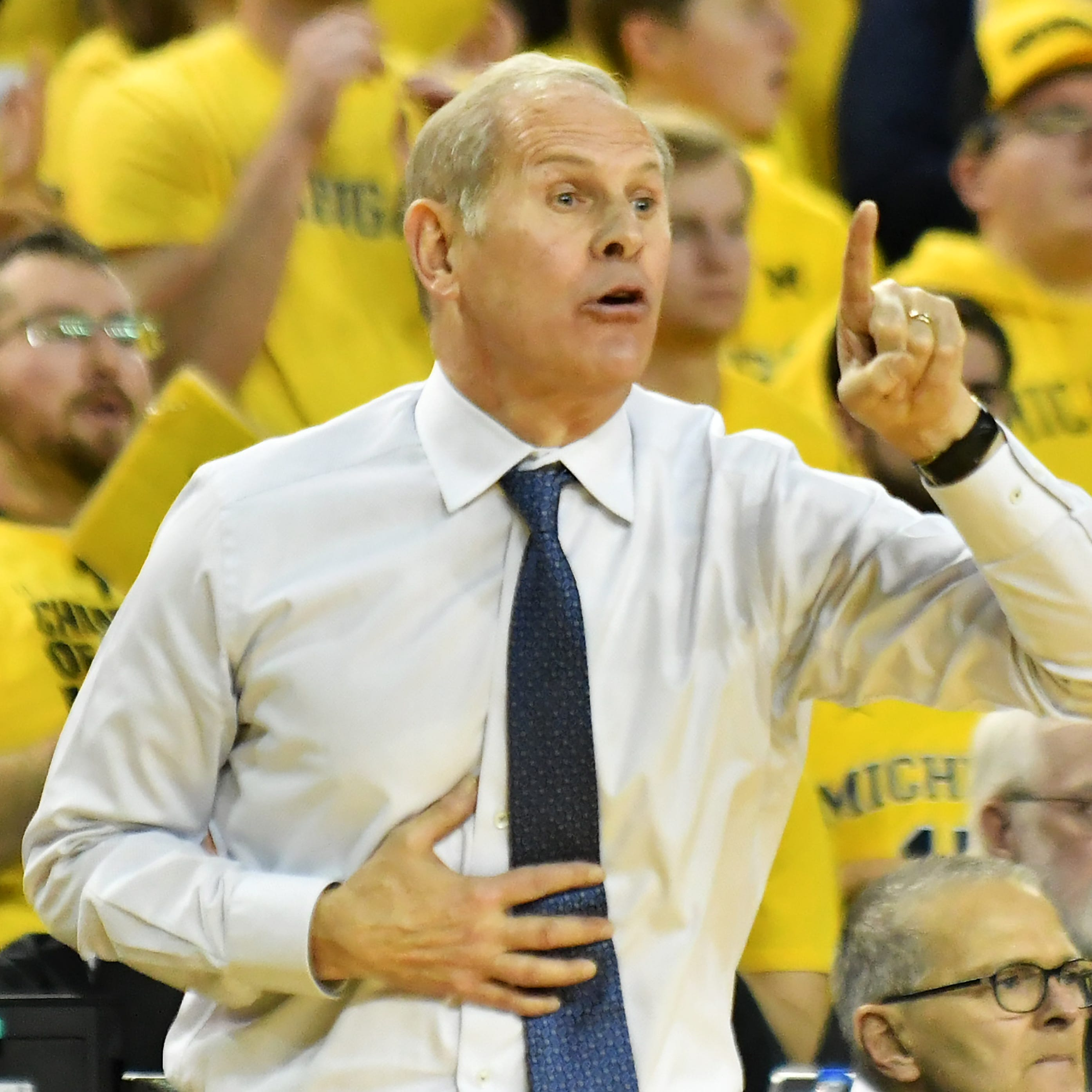 Wojo: Like it or not, it was John Beilein's turn to test the NBA