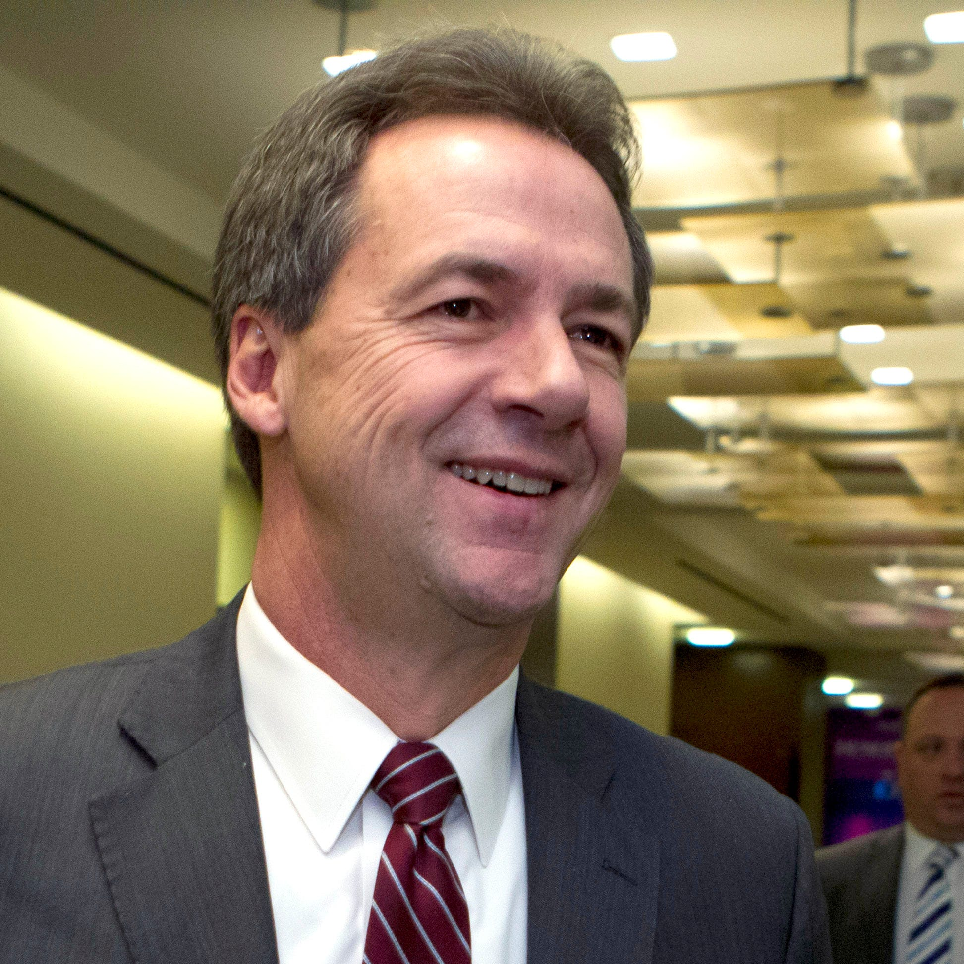 Montana Gov. Steve Bullock joins 2020 Democratic presidential race