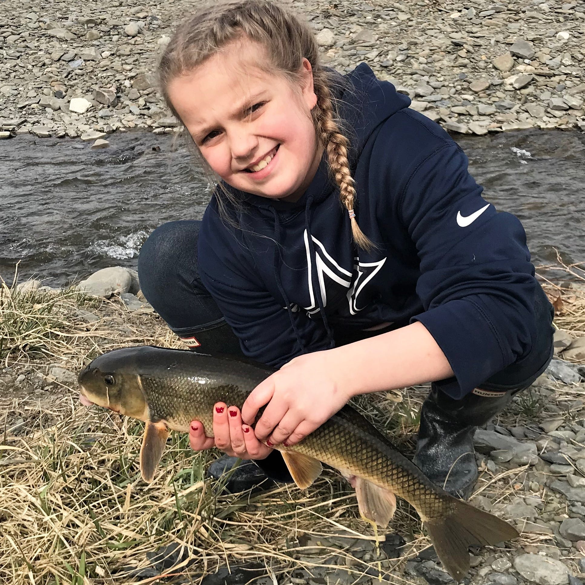Four generations of Southern Tier family enjoy fishing and the outdoors