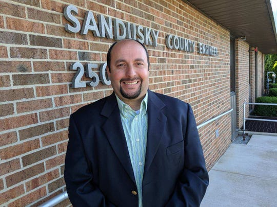 Sandusky County Engineer Carlos Baez discusses challenges his department faces on budgets and road repair projects.