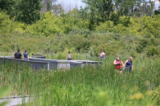 The Ottawa National Wildlife Refuge will hold an open house from 9 a.m. to noon Saturday to get public input on its proposed expansion of its public fishing areas.