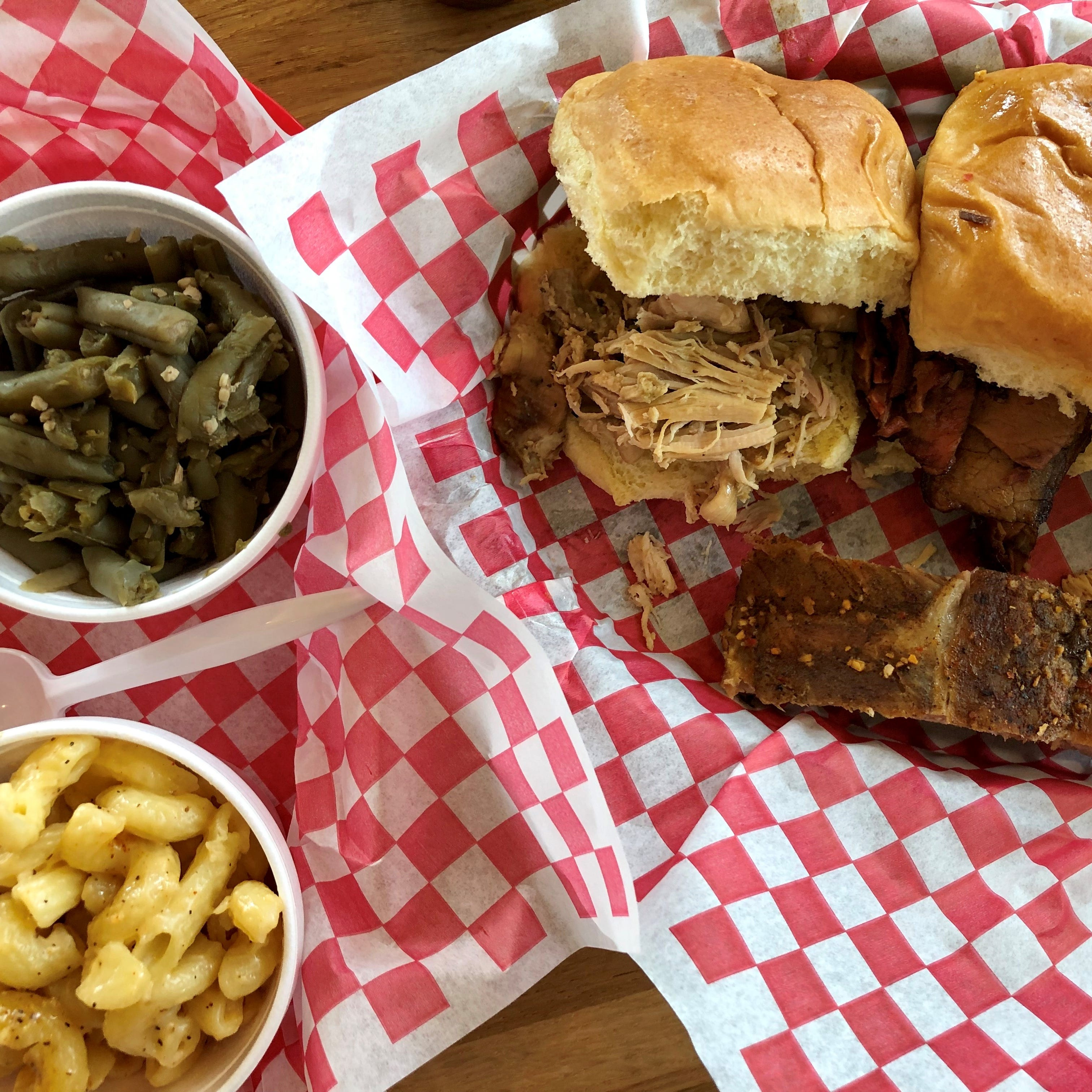 Restaurant review: Naples' Nawty Hogg BBQ is smoky, creative and surprisingly delicious