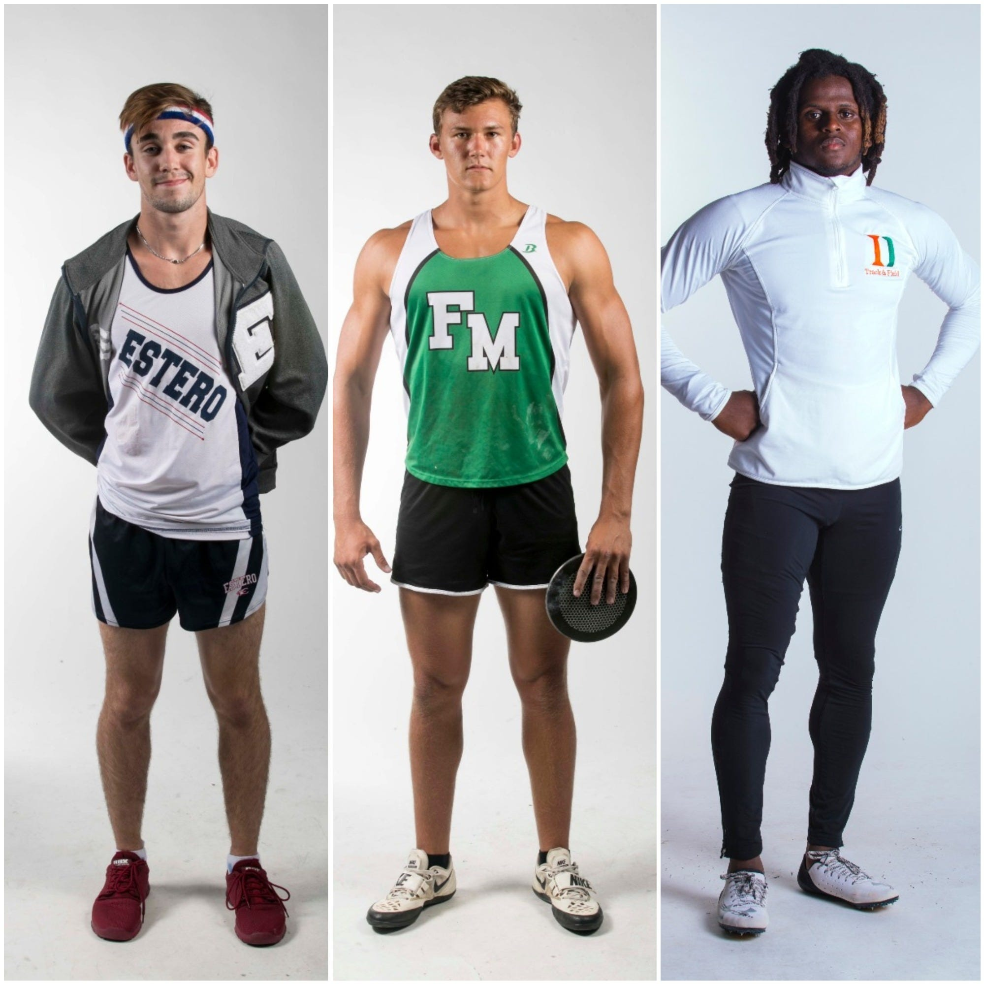The News-Press 2019 All-Area Boys Track and Field team