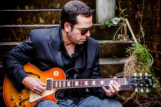 Florida bluesman Albert Castiglia