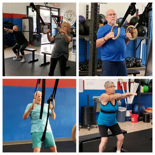 The aim of CrossFit ENG's Golden Lions program is to increased mobility, flexibility, coordination, balance and strength.